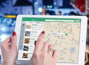 local search come apparire su google maps